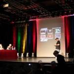 Steinerei 2011 - Ein Blick auf die Bühne