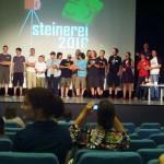Steinerei 2010 - Gruppenbild