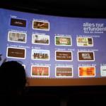 Steinerei 2013 - im Kinosaal