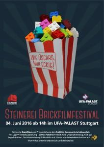 Poster Steinerei 2016