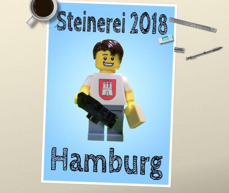 Steinerei 2018 in Hamburg