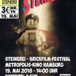 Festivalposter Steinerei 2018