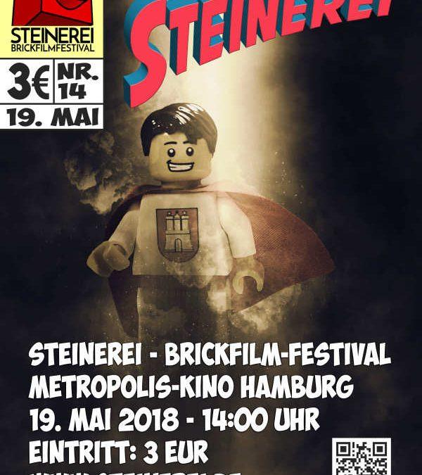 Steinerei 2018 – Festivalposter