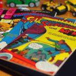 Ältere Comics dienten als Vorbild des Posters