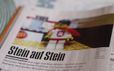 Steinerei 2018 – Artikel im Szene Magazin