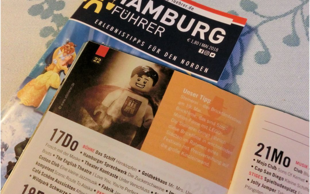 Steinerei 2018 – Im Hamburg Führer