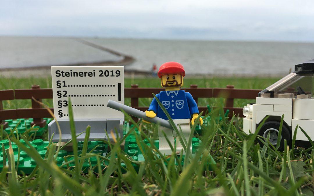 Steinerei 2019 – Die Regeln